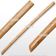 "40"" Lightweight Compressed Bamboo Bokken Bokuto Kendo Practice Kata Sword Daito"