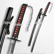 "42"" Licensed Bleach Anime Foam Sword of Ichigo Kurosaki Tensa Zanpakuto Katana"