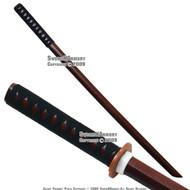 """40 """" Wooden Kendo Practice Bokken Practice Katana Sword"""