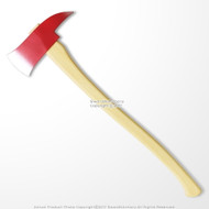 "27"" Fireman's Axe High Density Foam LARP"