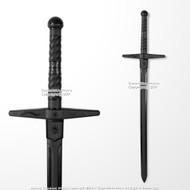 Functional Medieval Two Handed Excalibur Polypropylene Battle Sword