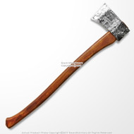 "27"" Foam LARP Axe Woodsman Costume Fireman Lumberjack The Shining Zombie War"