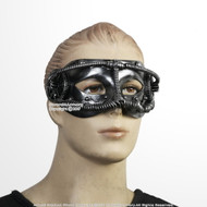 Steampunk Phantom Masquerade Full Mask Wearable Cosplay Costume Event Prop CH