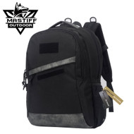 Tactical Travel Daypack Waterproof MOLLE Casual School Bookbag Gear Bag