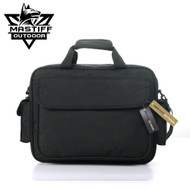 Mastiff Outdoor Tactical Briefcase Military Travel Gear Shoulder Laptop Bag
