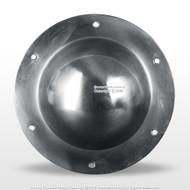"""14 Gauge Steel 7.5"""" Combat Grade Functional Medieval Medium Shield Umbo Boss SCA"""