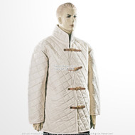 2XL Medieval Gambeson Type II Aketon Jacket Padded Armor Coat Reenactment SCA