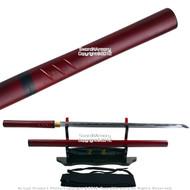 Musha Zatoichi Straight Sword