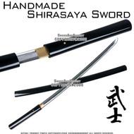 Musashi Black Shirasaya Katana