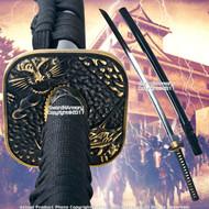 1095 Differentially Hardened Musashi Katana Suguha