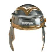 Roman Gaelic Trooper Helmet Armor Full Size Wearable Helm