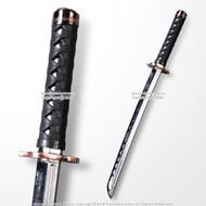 """Functional 26.5"""" Polypropylene Wakizashi Samurai Katana Sparring Training Sword"""
