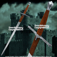 """William Wallace 52"""" Scottish Claymore Battle Long Sword"""