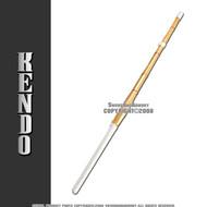 "Single 47"" Kendo Shinai Bamboo Practice Sword Katana"