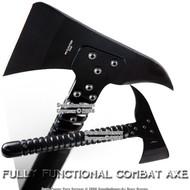 Functional Combat Axe Hatchet