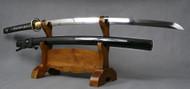 Skyjiro Domoe 1075 Through Hardened Samurai Katana Sword 29 Inches