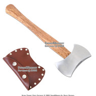 Outdoor Camping Axe Hatchet Tomahawk Fully Functional 1