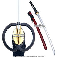 Handmade Musashi Practical Samurai Katana Sword 1