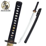 """24"""" Blade Length Aluminum Iaito Unsharpen Training Junior Size Katana Practice Samurai Sword"""