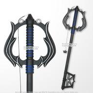 Fantasy Key Sword Black Foam Cosplay LARP Video Game Dark Kingdom Blade