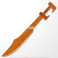 300 Spartan Warrior Wooden Sword Practice Props Plays 1
