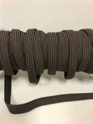 Chemical Fiber Ito Dark Brown for Japanese Sword Handle Wrap Tsukamaki