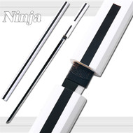 Sasuke Uchiha Sword of Kusanagi Shirasaya Anime Katana Samurai Animation Cosplay