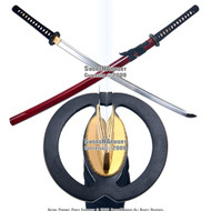 Handmade Musashi Katana Sword 1060 Steel