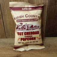 Hulless Hot Cheddar Popcorn | Amish Country Popcorn in IN