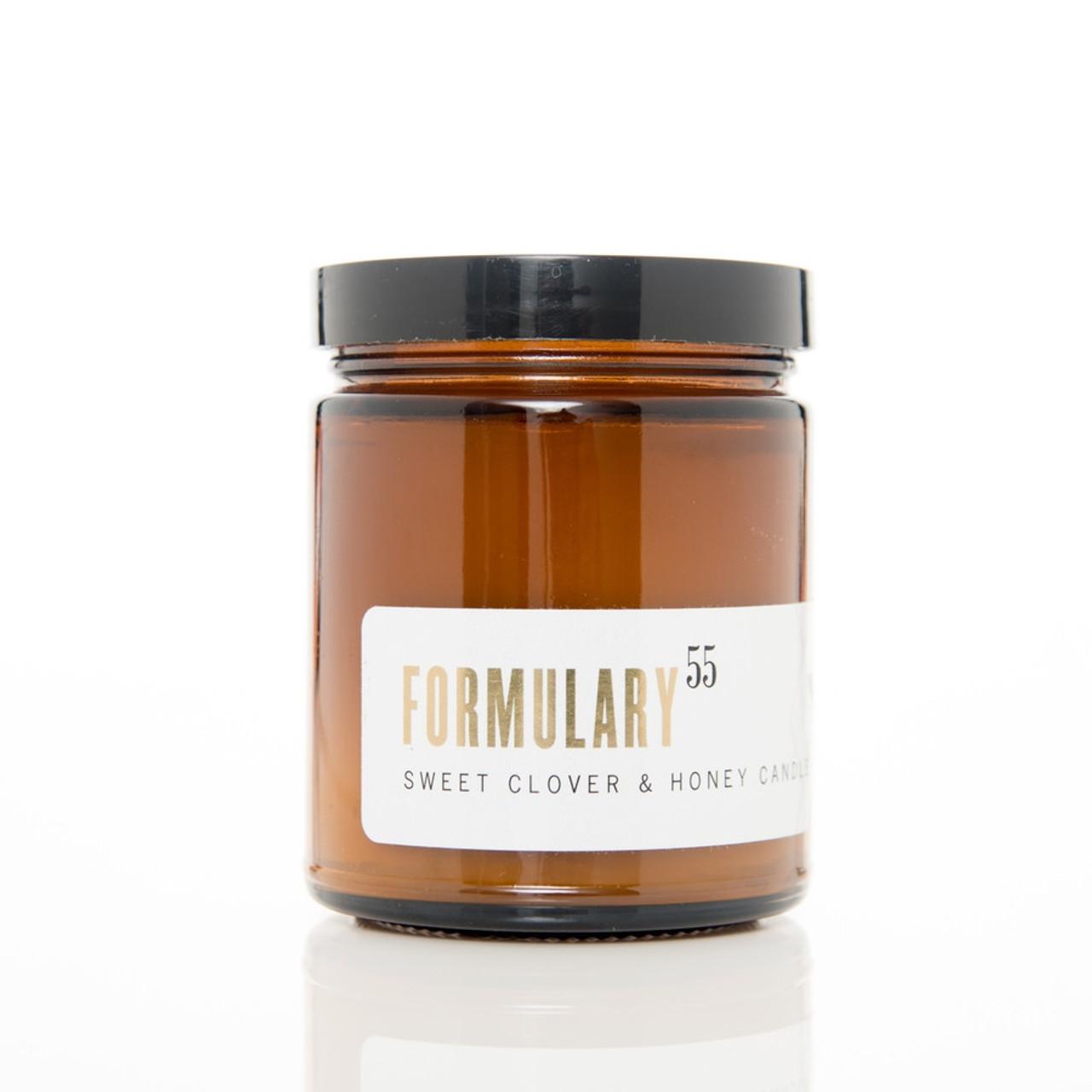 Botanical Apothecary Candle - Sweet Clover & Honey