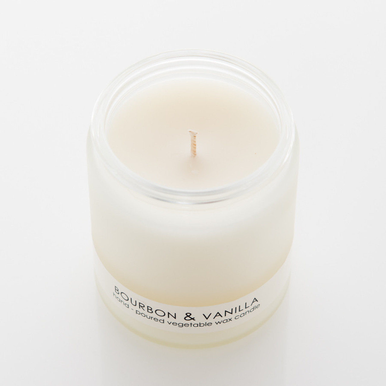 Bourbon and Vanilla Candle
