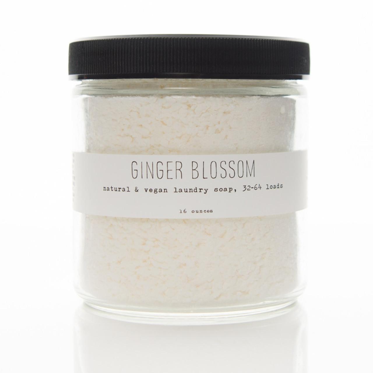 Ginger Blossom Laundry Soap