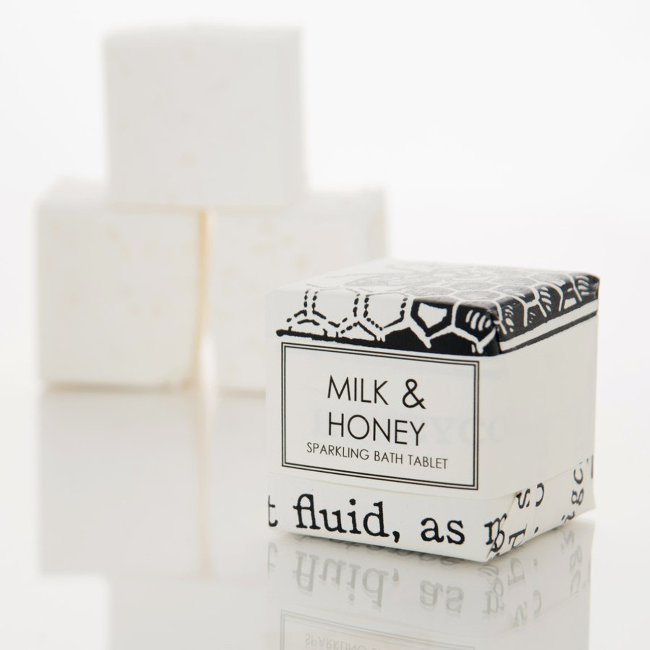 Milk and Honey Bath Fizzy