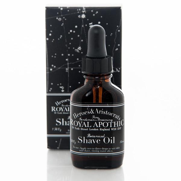 Royal Apothic Shave Oil