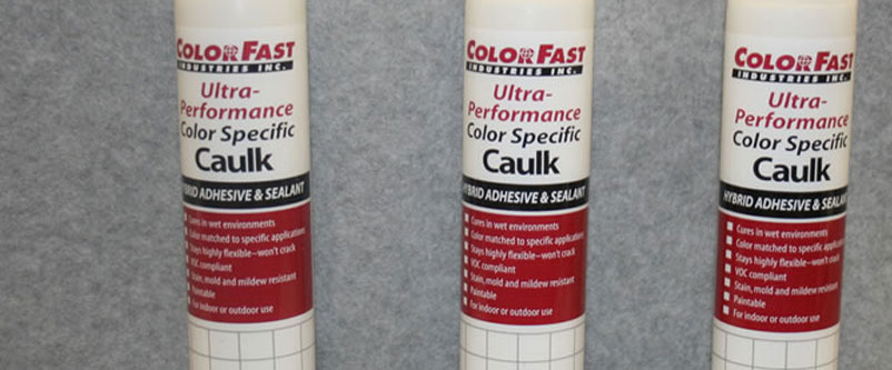 Ultra performance caulk