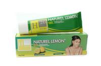 H20 Natural Lemon Tube Gel 2.11 oz / 60g