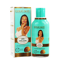 Gold Skin Fast Action Clarifying Body Lotion with Snail Slime 250ml / 8.45oz