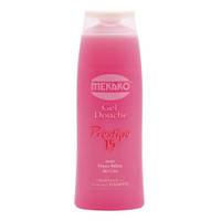 MEKAKO PRESTIGE Shower Gel with Exfoliating Wax Microspheres 420ml / 14oz