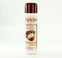 Topiclear Coconut Skin Tone Body Lotion 16.8 oz / 500 ml