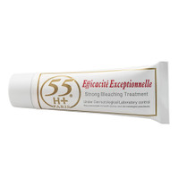 55H+ Cream (Tube) Exceptionnelle Efficacite Strong Bleaching 1.7 oz / 50ml