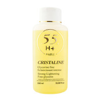 55H+ Glycerin fine Cristaline Efficacite Strong-Lightening 16.8 oz / 500 ml