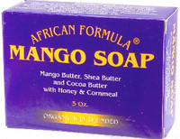 African Formular Mango Soap 5 oz