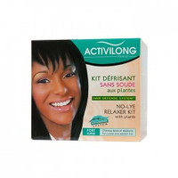 Activilong FORT/SUPER No-Lye Relaxer Kit 14.3 oz #A-32