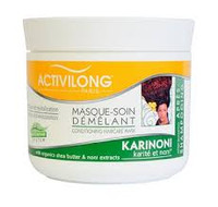 Activilong KARINONI Conditioning Haircare Mask with Organic Shea butter & Noni Extracts Nutrition