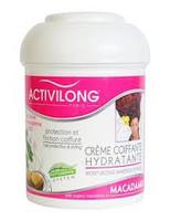 Activilong MACADAMIA  Oil Moisturizing Hair Dress Pomade 4.2 oz / 125 ml #A-23
