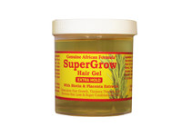 African Formula SUPER GROW Hair Gel with Biotin & Placenta Extracts 120ml / 4oz