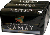 Camay Chic(Black) Soap 3 PC 4.4 oz/125g * 3