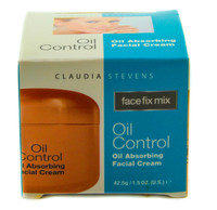 Claudia Stevens Face Fix Mix Oil Control Facial Cream 1.5oz/42.5g