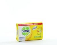 Dettole Fresh  Soap 4 oz / 110 g
