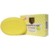Dermaclair Lemon Soap 3.5 oz / 100 g